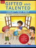Gifted and Talented COGAT Test Prep: Test preparation COGAT Level 5/6; Workbook and practice test for children in kindergarten/preschool