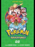 Pokémon Adventures Collector's Edition, Vol. 8, 8