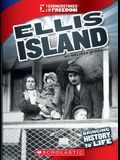 Ellis Island (Cornerstones of Freedom: Third Series)