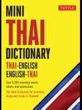 Mini Thai Dictionary: Thai-English English-Thai, Fully Romanized with Thai Script for All Thai Words