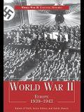 World War II: Europe 1939-1943