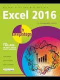 Excel 2016: In Easy Steps