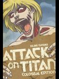 Attack on Titan: Colossal Edition, Volume 2