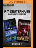 P. T. Deutermann CAM Richter Series: Books 3-4: The Moonpool & Nightwalkers