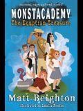 The Egyptian Treasure: A Monstacademy Mystery