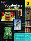 Vocabulary in Context for the Common Core Standards: Reproducible Grade 2