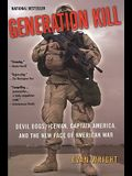 Generation Kill: Devil Dogs, Iceman, Captain America, and the New Face of American War