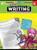 180 Days of Writing for Kindergarten (Spanish): Practice, Assess, Diagnose