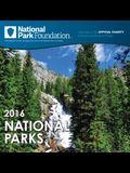 2016 National Park Foundation Wall Calendar