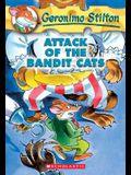 Attack of the Bandit Cats (Geronimo Stilton #8), 8