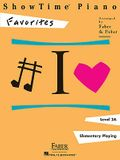 Showtime Piano Favorites: Level 2a