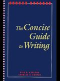 The Concise Guide to Writing