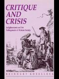 Critique and Crisis