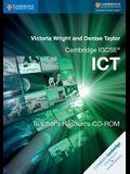 Cambridge Igcse(r) Ict Teacher's Resource CD-ROM