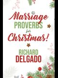 Marriage Proverbs for Christmas!