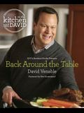 Back Around the Table: An in the Kitchen with David Cookbook from Qvc's Resident Foodie