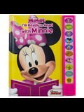 Disney Minnie Mouse: I'm Ready to Read with Minnie