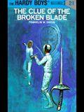 The Clue of the Broken Blade