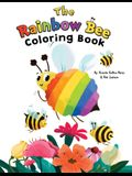 The Rainbow Bee Coloring Book