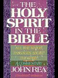 Holy Spirit in the Bible