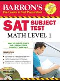 Barron's SAT Subject Test Math, Level 1 [With CDROM]
