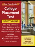 College Placement Test Prep: College Placement Test Study Guide and Practice Questions [2nd Edition]