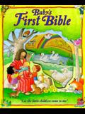 Baby's First Bible [With Plastic Handle and Clasp]
