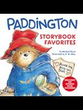 Paddington Storybook Favorites: Includes 6 Stories Plus Stickers! [With Sticker Sheet]