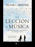 Leccion de Musica, La