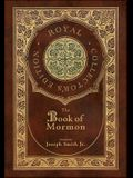 The Book of Mormon (Royal Collector's Edition) (Case Laminate Hardcover with Jacket)