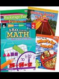 Learn-At-Home: Math Bundle Grade 2