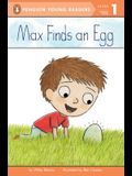 Max Finds an Egg