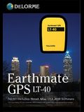 Earthmate GPS LT-40 2010: With Street Atlas USA 2010