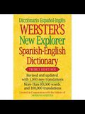 Webster's New Explorer Spanish-English Dictionary, Third Edition