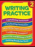 Writing Practice, Grade 2