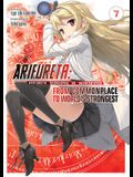 Arifureta: From Commonplace to World's Strongest (Light Novel) Vol. 7