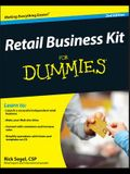 Retail Business Kit for Dummies [With CDROM]