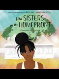 Like Sisters on the Homefront Lib/E