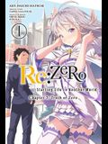 RE: Zero -Starting Life in Another World-, Chapter 3: Truth of Zero, Vol. 1 (Manga)