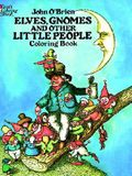 Elves, Gnomes, and Other Little People Coloring Book (Dover Coloring Books)