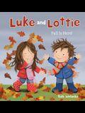 Luke & Lottie. Fall Is Here!