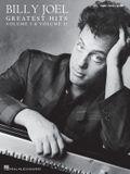 Billy Joel - Greatest Hits, Volume I & II - Piano/Vocal/Guitar Songbook