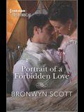 Portrait of a Forbidden Love: A Sexy Regency Romance