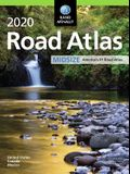 Rand McNally 2020 Road Atlas Midsize