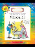 Wolfgang Amadeus Mozart (Revised Edition) (Getting to Know the World's Greatest Composers) (Library Edition)