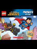 Phonics Pack 2 (Lego DC Super Heroes)