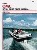 Omc Stern Drive 64-1986
