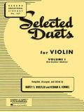 Selected Duets for Violin - Volume 1: Medium First Position