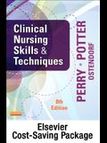 Clinical Nursing Skills and Techniques - Text and Mosby's Nursing Video Skills - Student Version DVD 4e Package