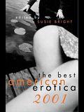 The Best American Erotica 2001